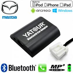 Interface Kit mains libres Bluetooth et streaming audio MAZDA