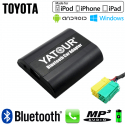 Interface Kit mains libres Bluetooth et streaming audio TOYOTA 3
