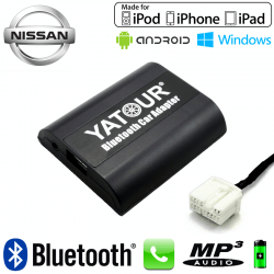 Interface Kit mains libres Bluetooth et streaming audio NISSAN