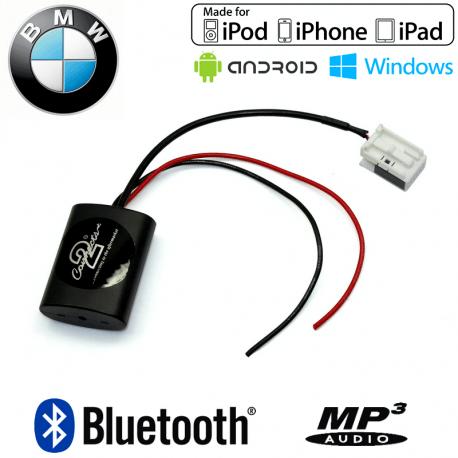 Interface streaming audio Bluetooth BMW série 5 e60
