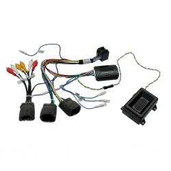Interface commandes au volant CAN BUS - Chevrolet Captiva avec amplification de 2007 à 2013
