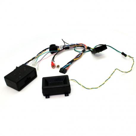 Interface commandes au volant - Ford Edge à partir de 2013