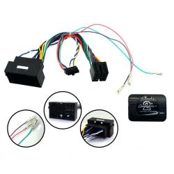 Interface commandes au volant - Jeep Cherokee Sport à partir de 2014