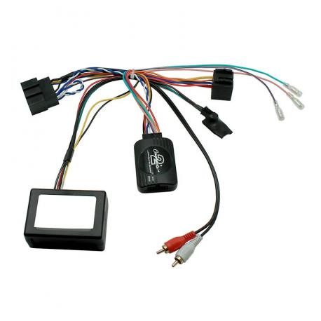 Interface commandes au volant - Land Rover Range Rover Sport avec amplification fibre optique de 2005 à 2009