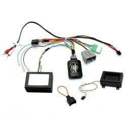 Interface commandes au volant - Land Rover Freelander II avec fibre optique de 2006 à 2014