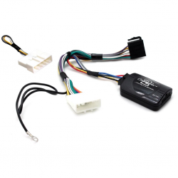 Interface commandes au volant - Nissan Juke, Micra, Pulse, Evalia, Pathfinder, NV200, Quest, Cube,Titan, Navara