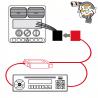 Interface commandes au volant CAN BUS - Nissan Altima et Rogue à partir de 2014