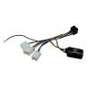 Interface commandes au volant - Nissan Navara D40, 350Z Z33 et X-Trail T30 avec connecteur 6 et 10 pin