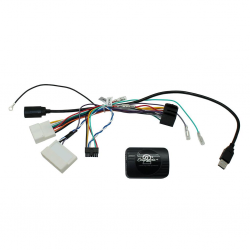 Interface commandes au volant CAN BUS - Nissan Maxima et Teana à partir de 2015