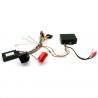 Interface commandes au volant CAN BUS - Porsche 911(997), Boxster (987) et Cayman (987c) avec amplification fibre optique