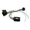 Interface commandes au volant CAN BUS - Volkswagen Caddy, Sharan, Beetle, Jetta, Tiguan, T6, Scirocco avec autoradio MIB
