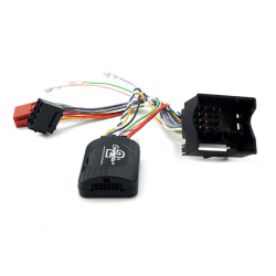 Interface commandes au volant CAN BUS - Opel Vivaro (X83) à partir de 2011 avec connecteur quadlock