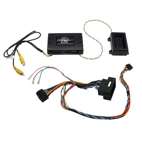 Jeep Infodapter pour Jeep Renegade à partir de 2015