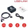 USB-LINK BMW connecteur Chargeur CD - Interface USB MP3 et Auxiliaire