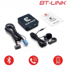 BT-LINK SKODA connecteur mini ISO - Interface Kit mains libres, Streaming audio Bluetooth