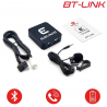 BT-LINK TOYOTA - Interface Kit mains libres, Streaming audio Bluetooth
