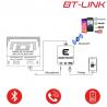 BT-LINK HONDA - Interface Kit mains libres, Streaming audio Bluetooth
