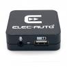 BT-LINK PEUGEOT connecteur Quadlock - Interface Kit mains libres, Streaming audio Bluetooth