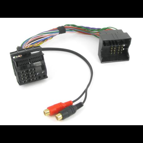 Interface auxiliaire FORD - Connecteur Quadlock