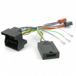 Interface commandes au volant CAN BUS + accès ordinateur - Peugeot 207, 208, 307, 308, 407, 607, 807, 3008, 5008, RCZ, Partner