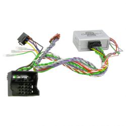Interface commandes au volant CAN BUS + accès ordinateur de bord + radar de stationnement - Citroën Berlingo, C2, C3, C4, C8