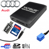 Interface USB MP3 AUDI - connecteur 8pin