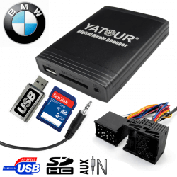 Interface USB MP3 BMW1 - connecteur 17pin