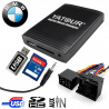Interface USB MP3 BMW1 - connecteur 17pin