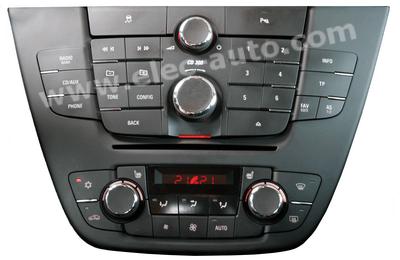 Autoradio OPEL CD300