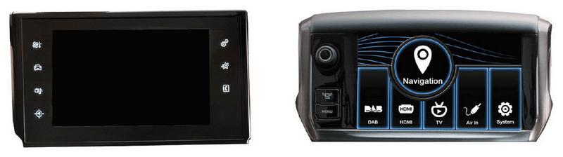 Autoradios compatibles
