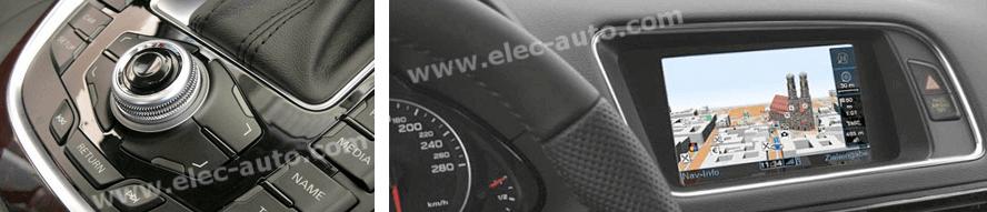 Façades d'autoradios compatibles