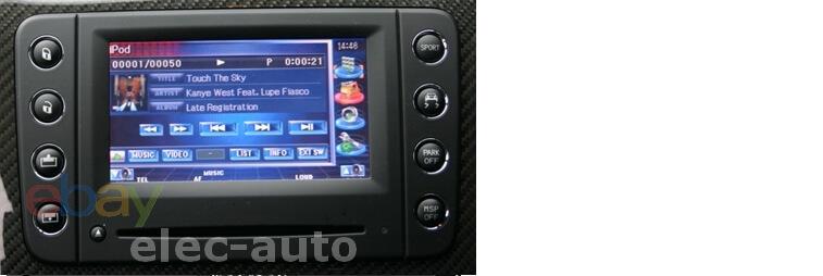 Autoradios compatibles Maserati