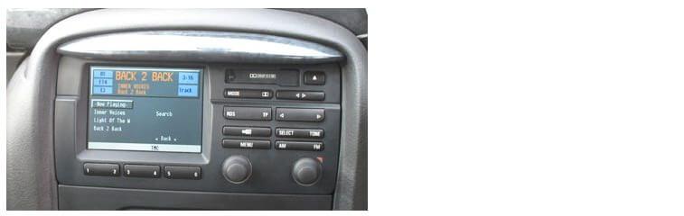 Autoradios compatibles Rover
