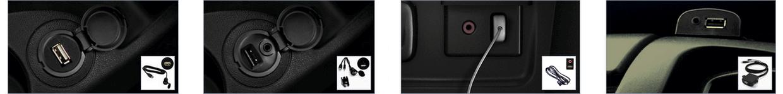 Prises USB pour une intégration OEM
