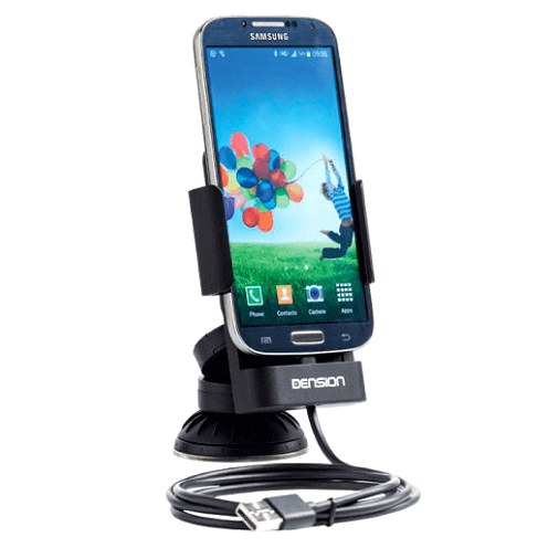 Support Smartphone mini USB
